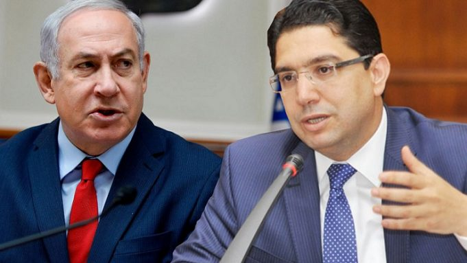 Netanyahu Hopes for Normalization with Morocco in 'Next Few Days'