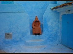 Man in Chefchaouen