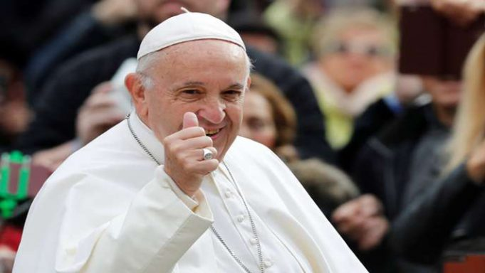 Days Before Visit, Pope Francis Sends Message to King Mohammed VI