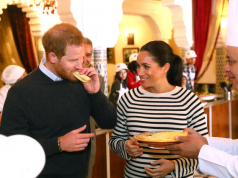 Prince Harry, Meghan Markle Try Moroccan Harira, Baghrir, Couscous