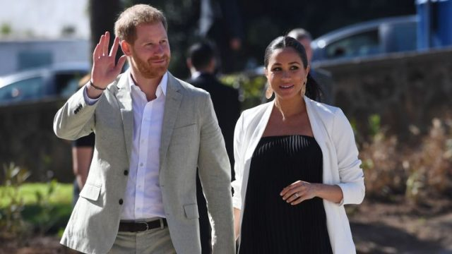 Prince Harry and his Spouse Visit Andalusian Gardens, Discover Richness of Moroccan Craft Industry