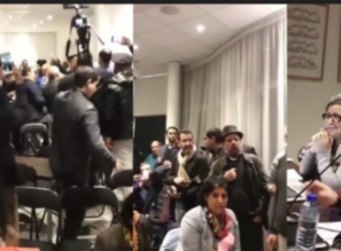 RSF Urges Reacts to Attack on Moroccan Freedom of the Press Conference