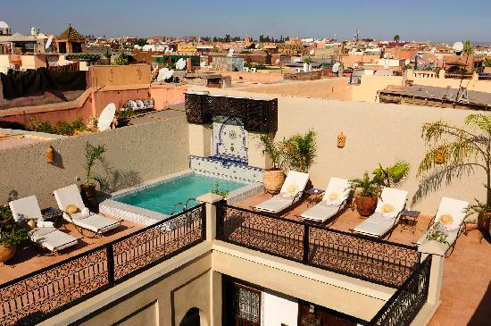 2 marrakech riads receive tripadvisor s 2019 choice award - Riad medina marrakech avec piscine ...