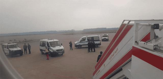 Royal Air Maroc Flight Makes Emergency Landing in Algeria
