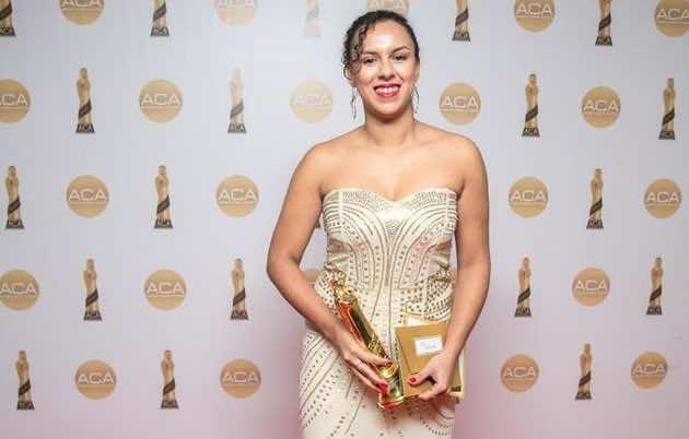 Moroccan Sara Kaddouri Receives Cairo Film Society Award for Best Sound Mixing