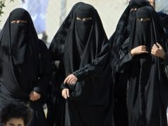 Saudi women