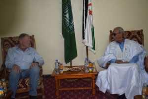Western Sahara: Pro-Polisario US Senator Heads Delegation to Tindouf