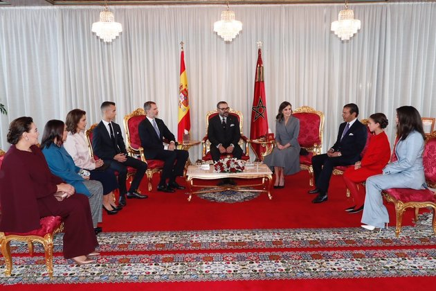 Spain Boasts its Ties with Morocco During Spanish King's Visit