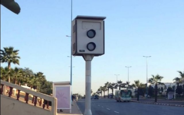 Morocco to Install 550 New Speed Cameras to Reduce Accidents