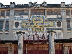 Spain to Give Morocco Tangier's Grand Theater Cervantes