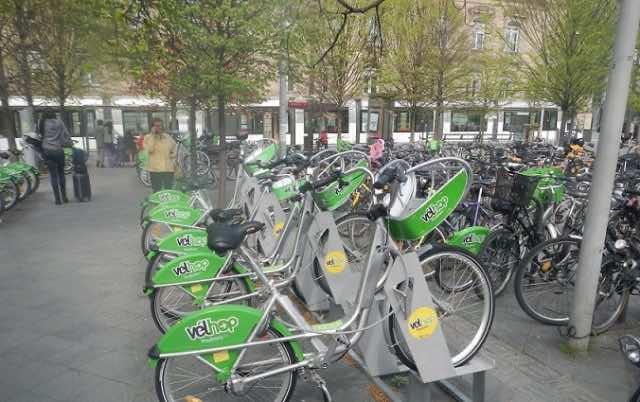Rental Bikes Missing from Strasbourg Found in Casablanca