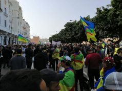 Hundreds in Rabat Protest Land Expropriation, Marginalization, Overgrazing