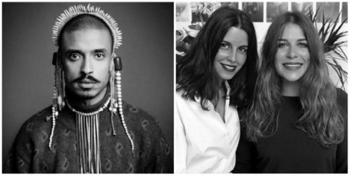 French Fashion Group Celebrates Moroccan Designers Bendriouich, Zyne