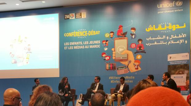 UNICEF: Moroccan Media Does Poorly in Educating Children