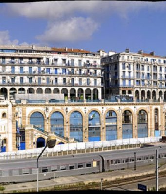 Algiers central train station