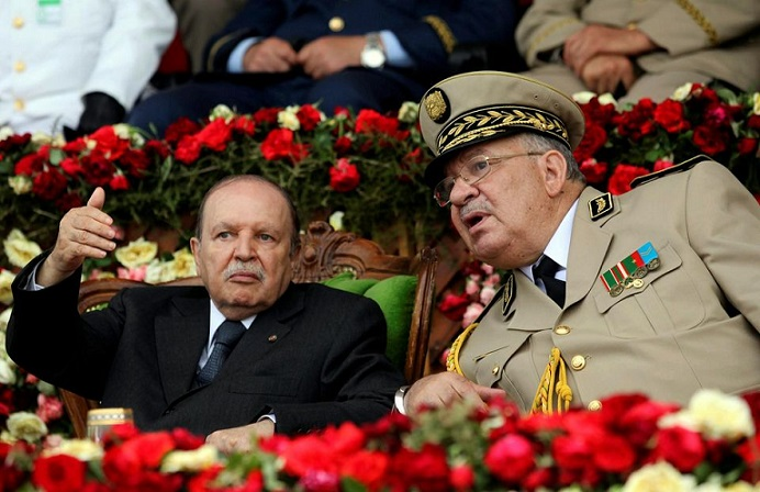 Algerian President Names New Government, Keeps Army Chief