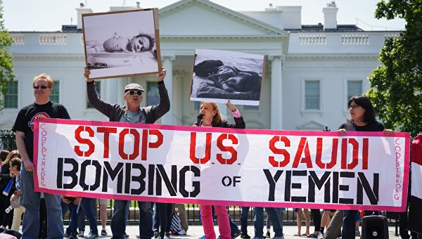Trump Administration Urges US Support for Saudi Arabia in Yemen