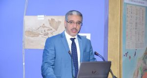 Rebbah Inaugurates Moroccan Energy Ministry's Geology Museum