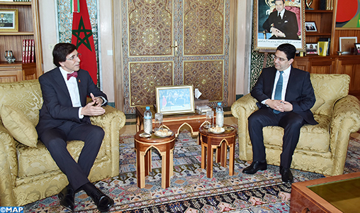 Former Belgian PM Hails Morocco's Role in Euro-African Relations