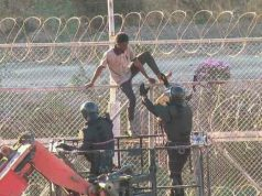 Spain Steps-up Ceuta-Morocco Border Security