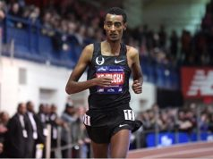 Ethiopia's Yomif Kejelcha Breaks El Guerrouj's Record for Indoor Mile