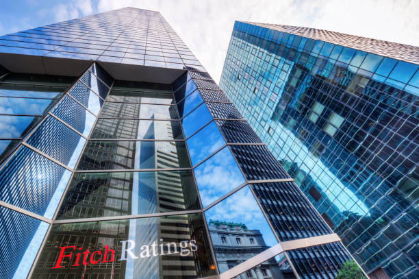 New York City skyscraper of Fitch Ratings