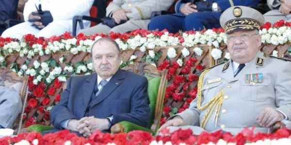 Algeria's Army Chief Gaid Salah Says Bouteflika Should Step Down