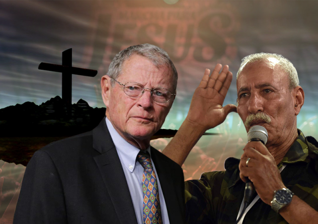 James Inhofe and Polisario's 'American Friends' and Politics of Evangelical Humanitarianism in Tindouf Camps