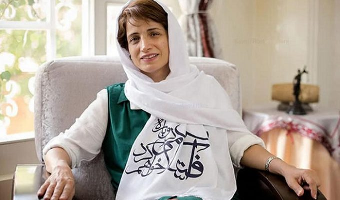 Lawyer Nasrin Sotoudeh