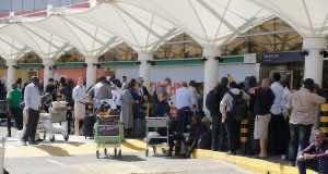 Kenyan Airport Workers Strike, Bringing Flights to a Halt