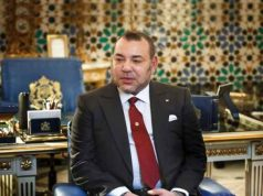 King Mohammed VI Sends Condolences to Sri Lankan President