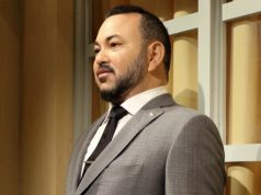 Paris Wax Museum Renovates King Mohammed VI Wax Statue