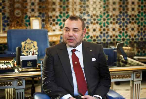 King Mohammed VI Strongly Condemns New Zealand Terror Attack
