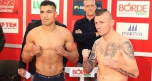 Morocco's Boxing Superstar Mohamed Rabii Wins 9th Pro Fight