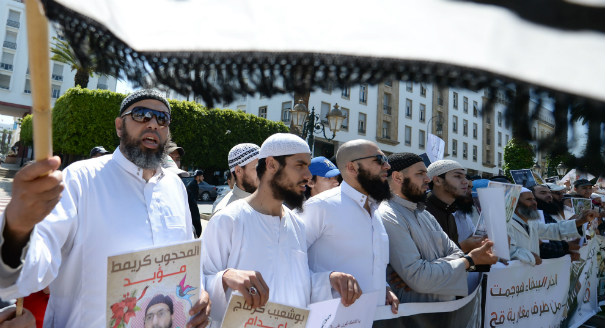 Imprisoned Moroccan Salafis Call on Government to 'Keep its Promises'