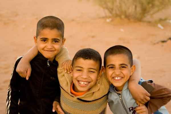 Report: Moroccans are Not the Happiest People in the World