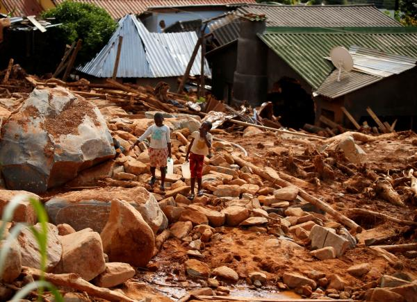 Cyclone Idai: Morocco's Emergency Aid Arrives in Mozambique
