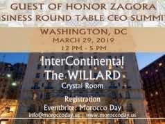 Washington, D.C., Mayor Declares March 29 Morocco Day