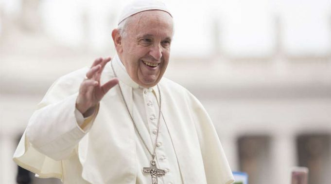 Hundreds Gather to Attend Pope Francis' Mass in Morocco