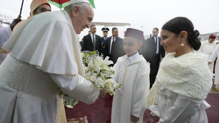 Pope Francis Starts 2-Day Visit in Morocco to Boost Interfaith Dialogue
