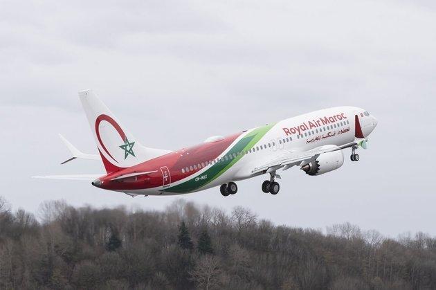 royal air maroc suspends boeing 737 max8 jet after