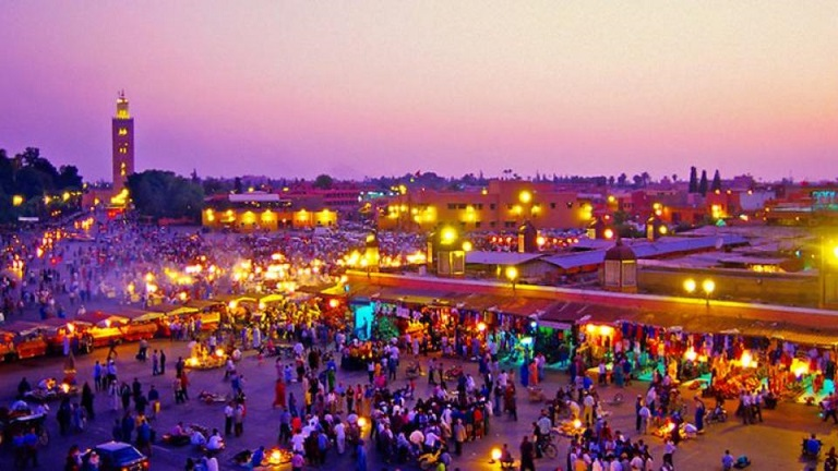 6 Places Rich With History to See in Marrakech