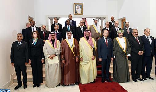 Arab Interior Ministers Adopt Anti-Terrorism, Security Agenda
