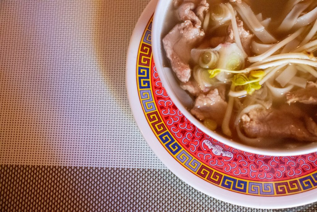 A Glimpse into Le Mandarin, Rabat's Oldest Asian Restaurant