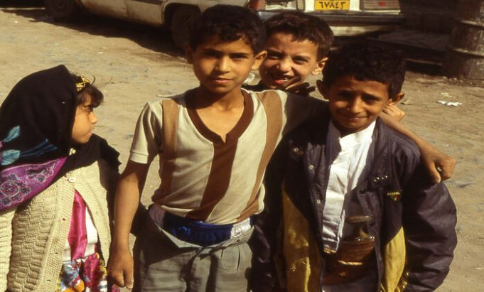 Amnesty International Reports the Rape of Yemeni Boys by Militiamen