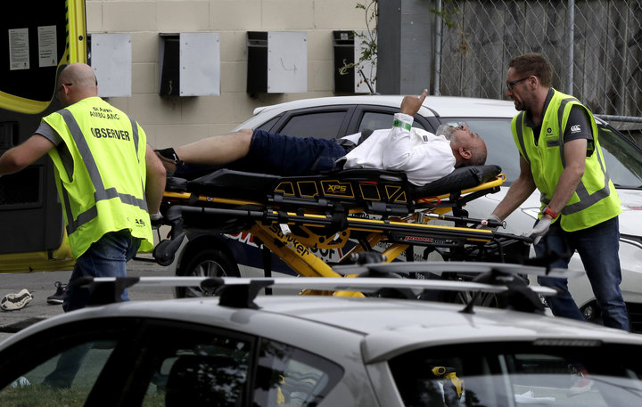 49 Die In Mosque Shooting In Christchurch, New Zealand