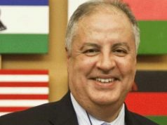 Moroccan ambassador to Italy Hassan Abou Ayoub