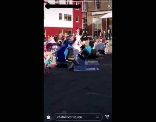 Belgian Students of Catholic School Spark Outrage for Mocking Islam