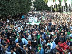 Algeria's Anti-Government Demonstrations Escalate, Police Arrest 108