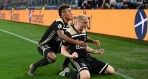 Ajax Scores at 34th Minute, Honors #34, Morocco's Abdelhak Nouri